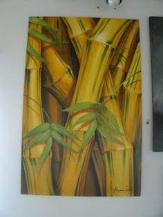 Argina Seixas: bambu brasil
