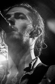 Hozier, Iceland Airwaves 2014, day 4 | dimly lit stages