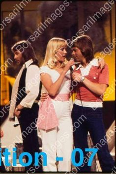 Agnetha and Björn and Benny
