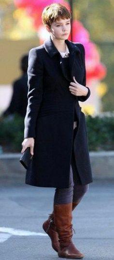 Style icon: Carey Mulligan