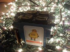 Picture of 3 Channel arduino Powered Christmas Light Controller!