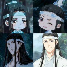 Anime Chibi, Kawaii Anime, Manga Anime, Familia Anime, Handsome Anime Guys, Cute Chibi, Cute Gay, Fujoshi, Little Pony