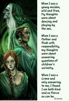 Maiden mother crone                                                                                                                                                                                 More