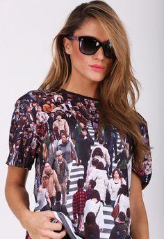 Street Crosser T-Shirt