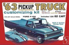 '63 Ford pickup kit.