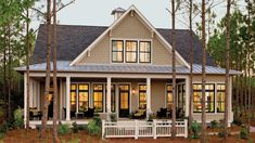 Tucker Bayou Plan | Downloadable architectural drawings