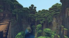 Minecraft Wallpapers For Computer Wallpaper Mc Wallpaper, Green Wallpaper, Wallpaper Pictures, Computer Wallpaper, Minecraft Mountain, Minecraft Wallpaper, Full Hd Pictures, Advertising And Promotion, Game Background