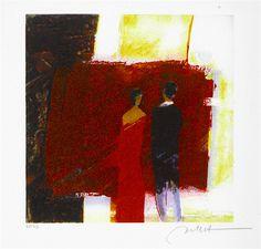 Le Grand Tableau (2008) Emile Bellet http://www.parkwestgallery.com/artwork-detail?ArtID=31992 #art #emilebellet #parkwestgallery #valentinesday