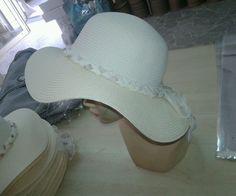 cappello elegante cerimonia erba paglia hat cocktail mare donna fontana bfdffc566947
