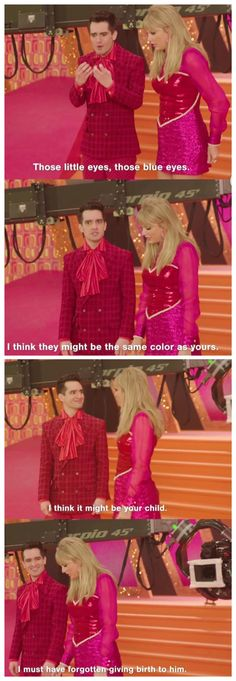 I just adore their friendship 🙈🙈 Taylor Swift Funny, Taylor Swift Quotes, Taylor Alison Swift, Brendon Urie, Panic! At The Disco, Taylors, Ncis, Fall Out Boy, Celebs