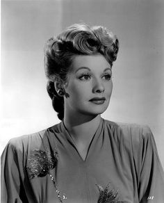 Simply Beautiful! | Lucille Ball in the 1940's | Lucy_Fan | Flickr
