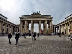 Brandenburg Gate #inspiredby #joingermantradition #germany25reunified