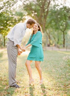 Inspired by this New York Central Park Engagement - Inspired By This