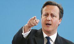 """""""Your mum."""" - David Cameron  Image source: The Guardian"""