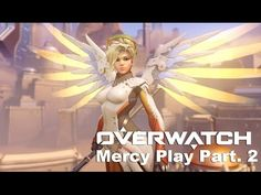 VJ Troll's game video: Overwatch KR Server Play Moments # Mercy Part . 2 ...