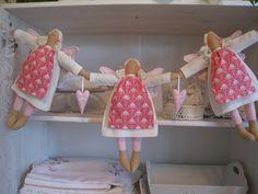Архив материалов - Кукла Тильда. Всё о Тильде, выкройки, мастер-классы. Adorable for a linen closet!