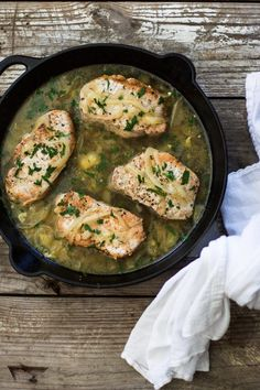 Cooking a tender pork chop doesn't have to be complicated with this recipe for braised pork chops.