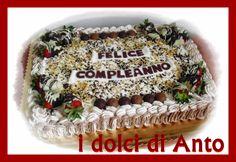 i dolci di Anto: Fragole, panna e cioccolato!!