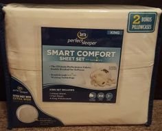 Serta Smart Comfort Sheet Set | Tiffany & Stephanie Reviews