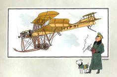 Avion 41 : Biplan Rebikoff