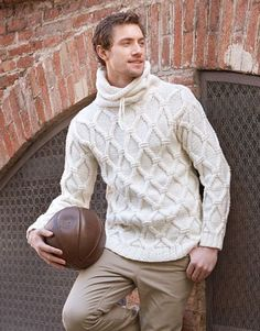 Por cable hicieron para cuello de los hombres mano de cuello redondo cuello en v suéter hombres hombres de Jersey suéter cardigan de punto a hombres hechos a mano de ropa que hace punto