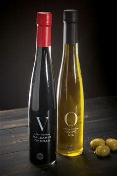 Oil And Vinegar Duo