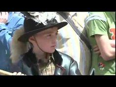 El Pasacalles - Fiestas de Almazán, Soria, Morales del Vino, Día del Cristo - YouTube
