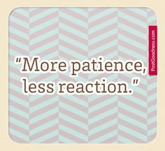 A few deep breaths can sweep away a cloud of anger, and help you see the situation more clearly. #Relationships #Patience #Quote #Goodness