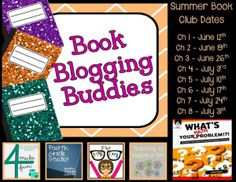 Book Blogging Buddies: Chapter 7 from What's Your Math Problem