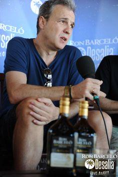 """Entrevista a @DavidSummershg en el Festival Ron Barceló en Desalia 2011 """"Punta Cana"""""""