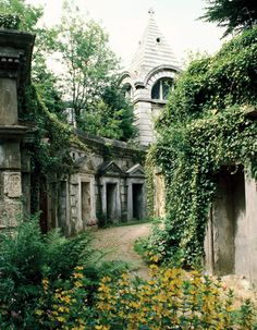 Highgate Cemetery London would like to RIP in this magical place