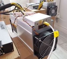 Crypto Currency Mining Equipment AntMiner