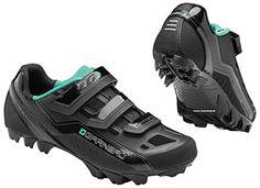 Louis Garneau Women's Sapphire MTB Shoes - http://mountain-bike-review.net/products-recommended-accessories/louis-garneau-womens-sapphire-mtb-shoes/ #mountainbike #mountain biking