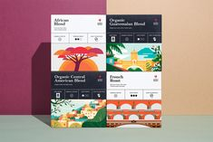 <p>Archer Farms coffee new branding is beautiful, but to me looks a lot like Monocle magazine. A little bit over a year ag, We Are Collins creative agency were asked by the Target creative team to ret