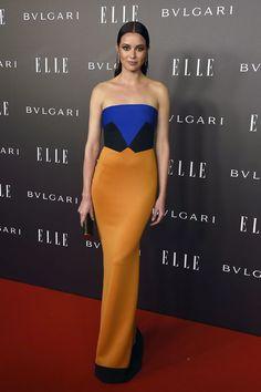Trendencias - Las mejor vestidas de los Elle Style Awards 2014 en Madrid