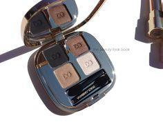 The Beauty Look Book: Dolce & Gabbana Smoky Eyeshadow Quad