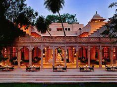 Amanbagh Resort, Ajabgarh, India