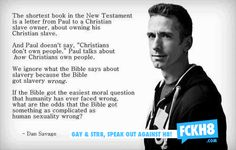 Is the Bible Wrong on Gays ...