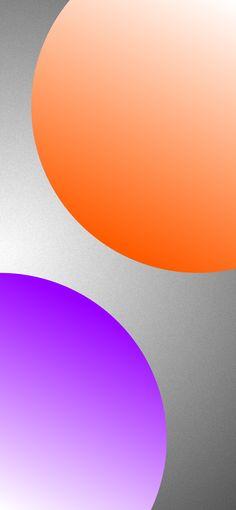 Graphic Wallpaper, New Wallpaper, Mobile Wallpaper, Iphone Wallpaper, Bubbles Wallpaper, Orange And Purple, Designer Wallpaper, Screen Shot, Homescreen