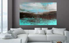 Large original and unique ABSTRACTpainting by AbstractArtbyB