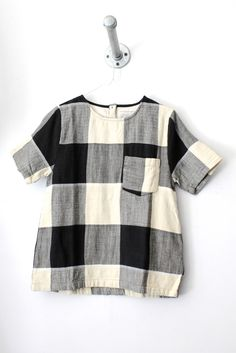 ace&jig fall13 vintage tee in domino at Vagabond