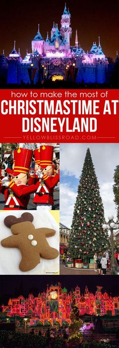 How to Make the Most of Christmastime at Disneyland