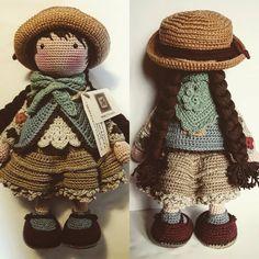 Crochet Diy, Crochet Chart, Crochet Motif, Crochet Dolls, Crochet Patterns, Amigurumi Doll, Amigurumi Patterns, Doll Clothes Patterns, Doll Patterns