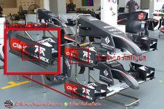 Análisis técnico de Sauber en el GP de Singapur F1 2014