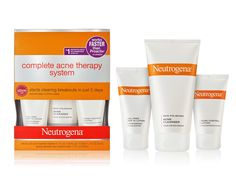 Neutrogena, Advanced Solutions Complete Acne Therapy System, 1 ct #Acne #Spot #AcneTreatment #SpotTreatment #Treatment @bestbuy9432