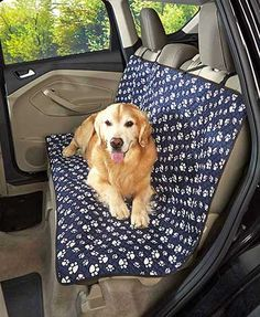 Heavy Duty Mesh Headrest Pet Dog Guard For JEEP COMMANDER ALL YEARS