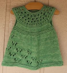 Monarch Butterfly Knitting pattern by Taiga Hilliard Designs Kids Knitting Patterns, Knitting For Kids, Knit Baby Dress, Baby Dress Patterns, Toddler Dress, Knit Crochet, Kids Outfits, Monarch Butterfly, Clothing Patterns
