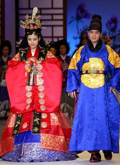 Korean Traditional Royal Wedding