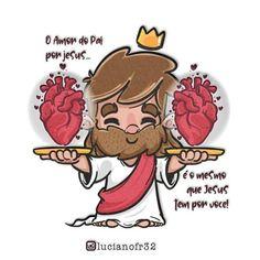 Jesus Art, My Jesus, Jesus Shirts, King Of Kings, Don't Give Up, Bible Verses, Catholic, Life Quotes, Geek Stuff