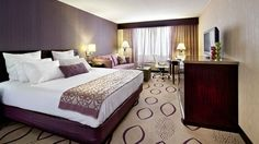 DoubleTree by Hilton Hotel Minneapolis North Hotel, MN - King Guestroom
